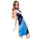 EDAS Cusco short blu dress