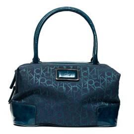 Calvin Klein borsa bauletto donna K530F8 C5800 687 0 petrolio