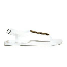 Superga Sandalo Basso Donna Art. S42P523 Bianco