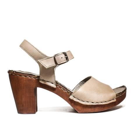 Marika Milan Women's Sandals Medium Heel Art. 8101388 ALFA D Date