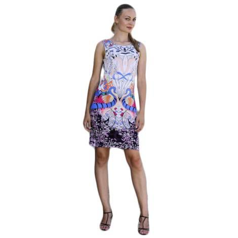 Dress Woman Massana E167225 Multicolor