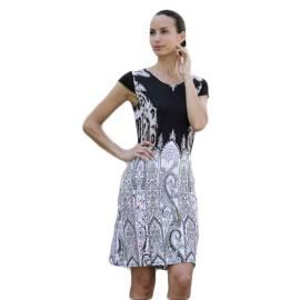 Vestito Donna Massana E167249 Nero