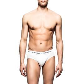 Calvin Klein Men's Slip U2661G 100 White