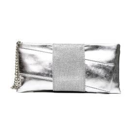Regina Schrecker Clutch Wrist Art . 420 Silver