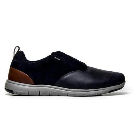 Geox Sneakers Uomo U640DA 022HM C4002 Navy