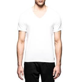 Calvin Klein Maglia Intima Uomo U8511A 100 Bianco