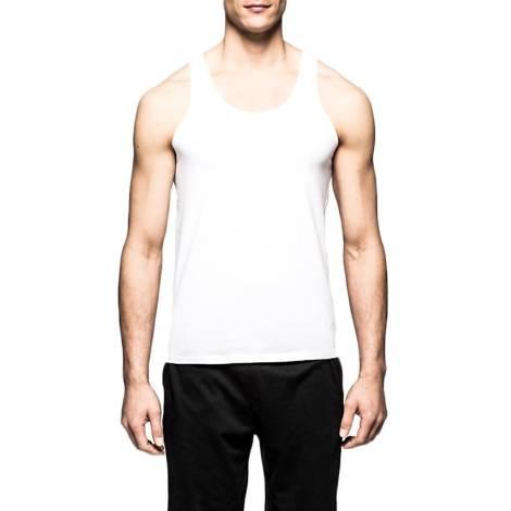 Calvin Klein Tank Top Underwear Men U8513A 100 White