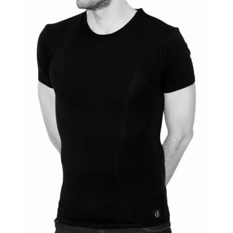 Calvin Klein Maglia Intima Uomo U8509A 001 Nero