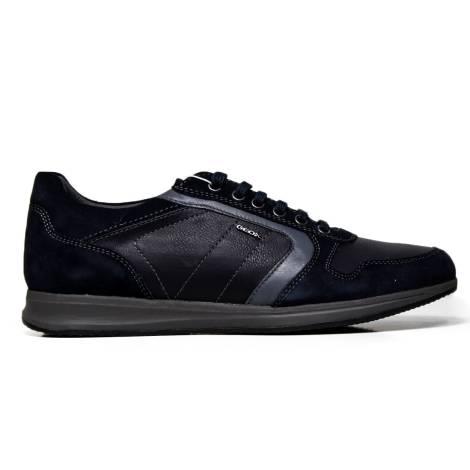 Geox Sneakers Man U64H5C 022ME C4002 Navy