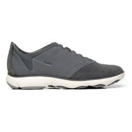 Geox Sneakers Man U52D7B 01122 C9005 Charcoal