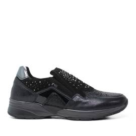Nero Giardini Sneakers donna colore Nero A616033D 100