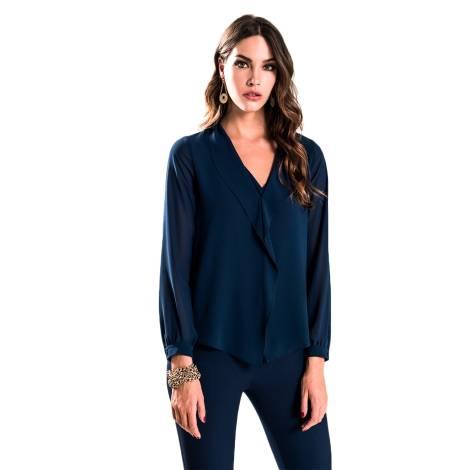 EDAS Gabice Camicia Bluette
