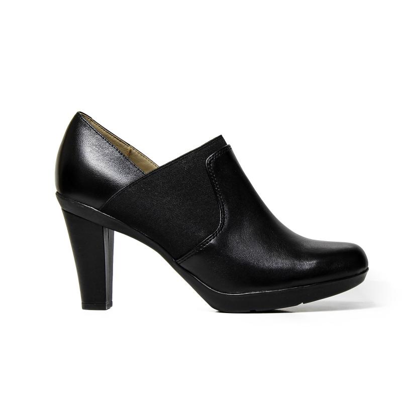41d8dc058065 Geox Ankle Boots Women High Heel D64R4B 00085 C9999 Black