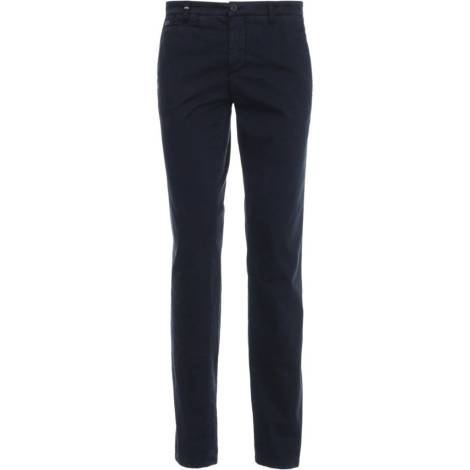Nero Giardini Pantalone Uomo A674420U 200 Blu