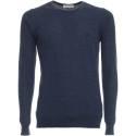 Nero Giardini Crew Neck Sweater Man A670340U 221 Bluette