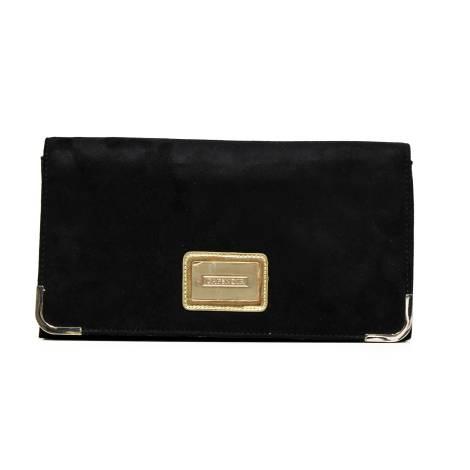 Cafe noir woman clutch bag TBL002 010 black