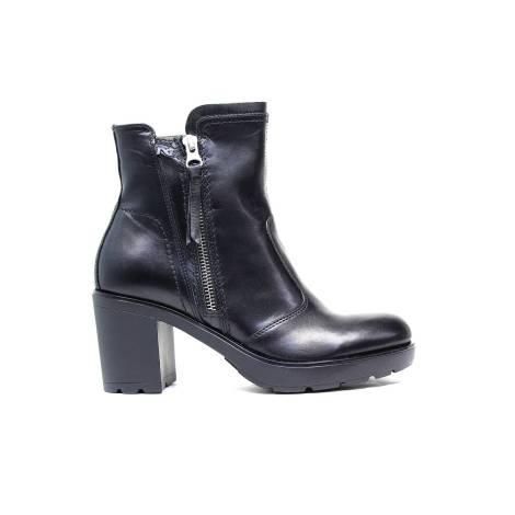 Nero Giardini Ankle Boot Woman A616523D 100 Black
