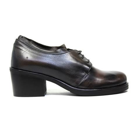 Le privè Parigi Ankle Boot Woman Color Mouse Black