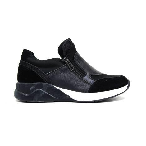 Lee Roy Sneakers Women Black L382 BLACK