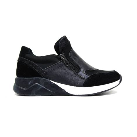 Lee Roy Sneakers Donna Colore Nero L382 BLACK