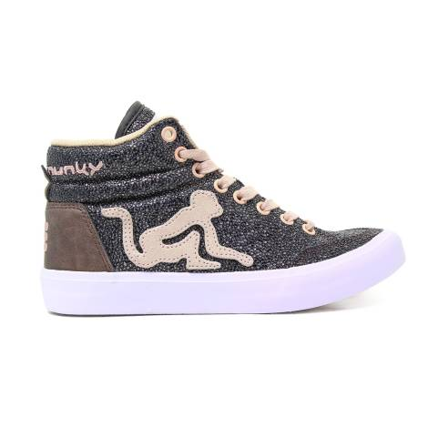 Drunkn Munky sneakers woman D-106-BOS GALAXIA 16AW ROSE 106