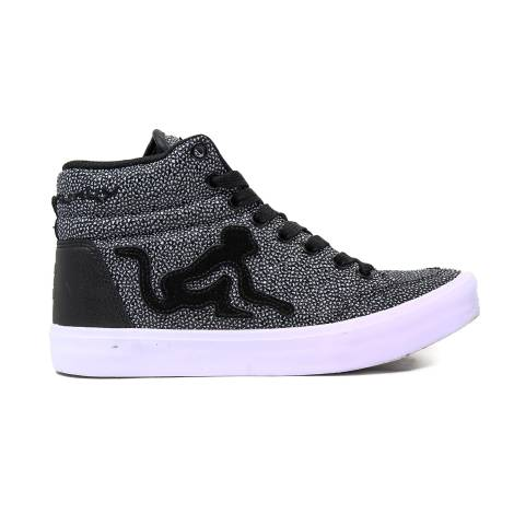 Drunkn Munky sneakers woman D-305-BOS CLASSIC 16AW BLACK