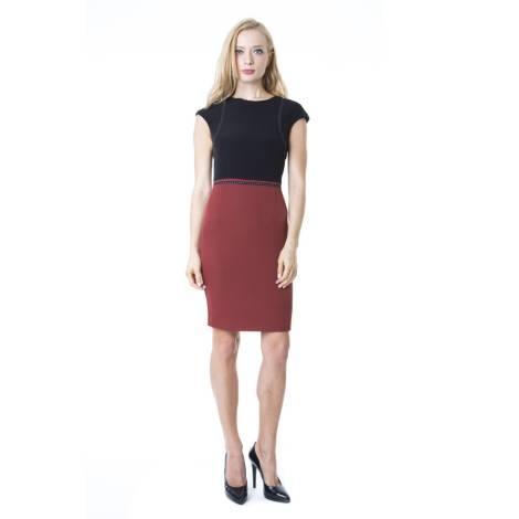Sandro Ferrone Dress Woman C25 1061 AI17 Black