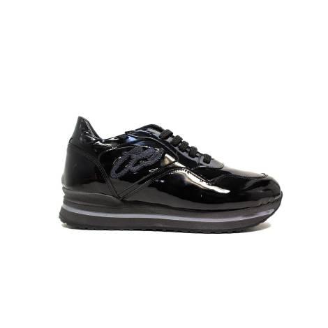 Gloria Grei Sneakers Donna SK11/V5 VENRICE NERO