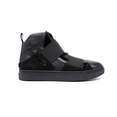 Braccialini Sneakers Bassa Donna B318 Nero