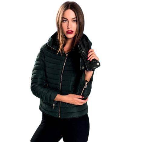 EDAS paolisi down jacket green