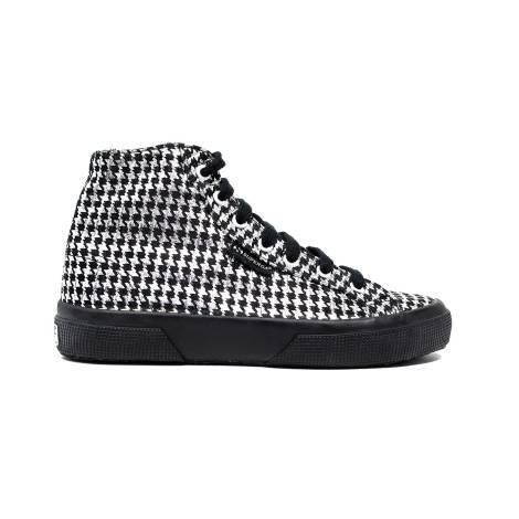 Superga S00A1F0 sneakers bassa donna colore argento