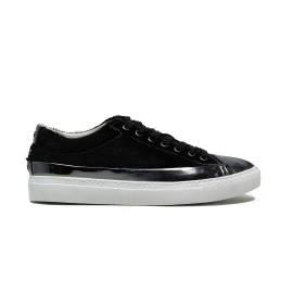 Blauer 6FWOCUPTOE/EQU/ BLACK sneakers donna tacco basso