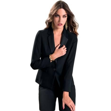 EDAS caporossa giacca nero