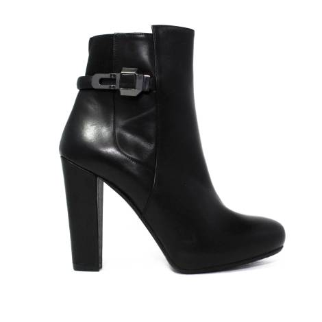 Albano ankle boots 2145 90 gro vitello black