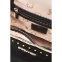 TwinSet AA67AF 00006 Cecile Scallop average purse black