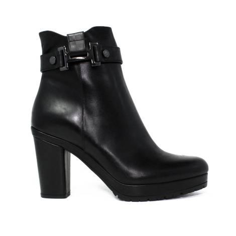 Albano ankle boots 9395 roc70 vitello black