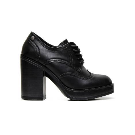 Kharisma wingtip shoe 1391 ibiza black