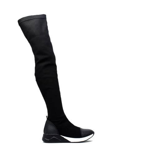 Lee Roy Sneakers Woman Color BlackL391 BLACK