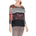 Desigual sweater woman 67T24K2 2043 girona