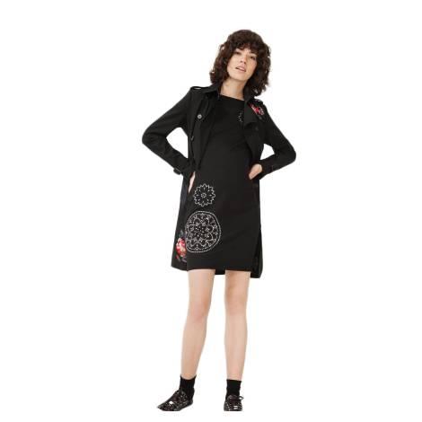 Desigual vestito corto donna 67V20G8 2000 cora