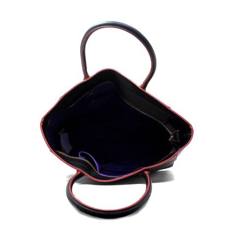 Versace Jeans Woman Bag Black E1VOBBO3 75340 899 nappa morbida+glitter efadb64ffbf06