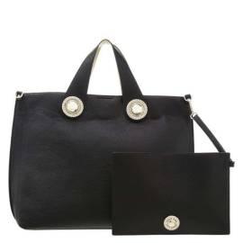 Versace Jeans Woman Bag Black E1VOBBD6 75321 M27 grana cervo embossata