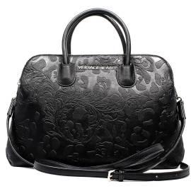 Versace Jeans borsa donna nero E1VOBBI6 75352 899 nappa embossata stampata
