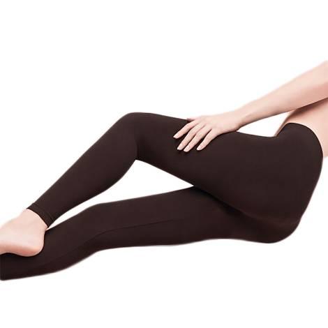 c51fac4544e37 Philippe Matignon leggings woman A012257 PM BLACK black polyamide, cotton  and elastane