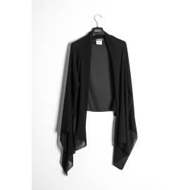Sandro Ferrone women knit C28 AMARO PE17 black