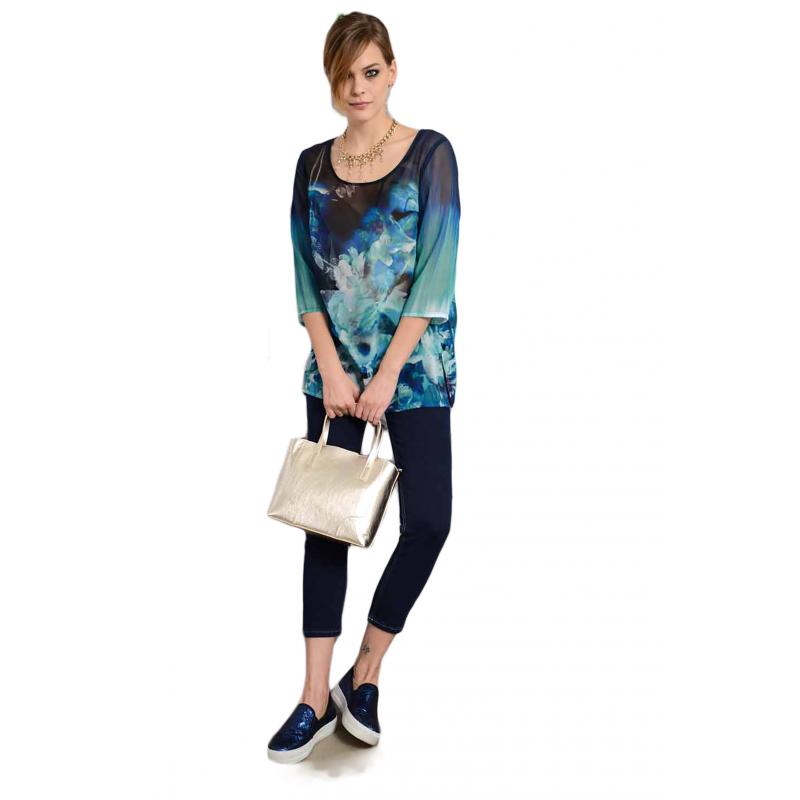 7562dcd3f8c3 EDAS GUCCA BLU casacca donna color blu e azzurro