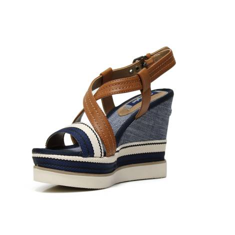 61d41391914a Wrangler WL171664 100 sandal woman in synthetic material