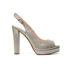 Albano 9837 sandal elegant woman beige