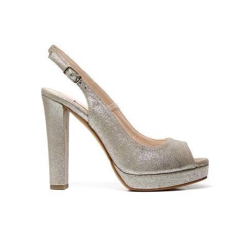 Albano 9837 sandalo donna elegante color beige