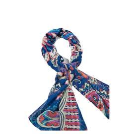 Desigual 71W9EG7 5016 women's foulard with multicolored ethnic print